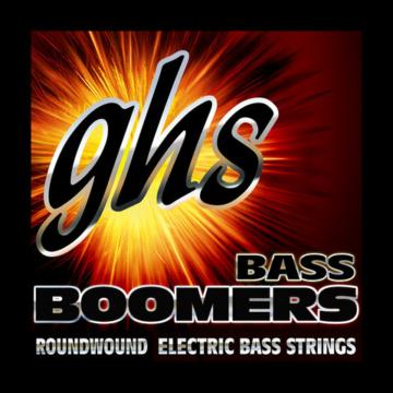 GHS - BOOMERS HEAVY 50-115 Elektromos Basszusgitár húr készlet