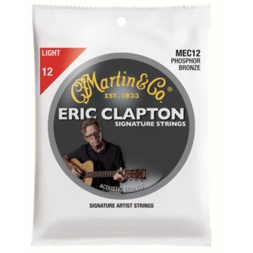 Martin - MEC12 Eric Clapton foszfor-bronz 12-54 akusztikus gitárhúr készlet
