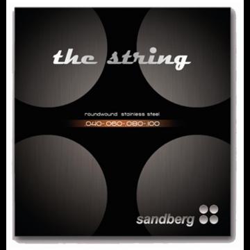 Sandberg - 40100 Basszusgitár Húr Készlet