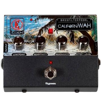 Eden - California WAH effektpedál basszusgitárhoz