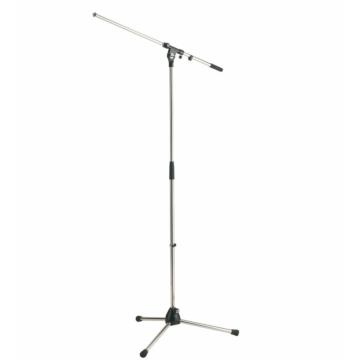König & Meyer - 21020 Gémes mikrofonállvány króm