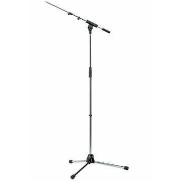 König & Meyer - 21080 Gémes mikrofonállvány króm