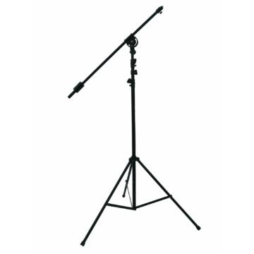 OMNITRONIC - Overhead Microphone Stand bk