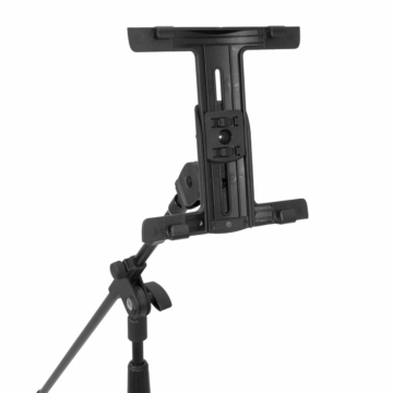 OMNITRONIC - PD-4 Tablet Holder for Microphone Stands