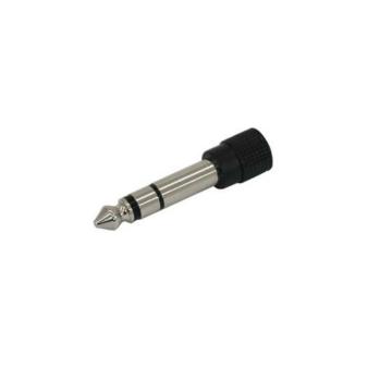 OMNITRONIC - Adapter 6.35 Jack/3.5 mini Jack stereo átalakító