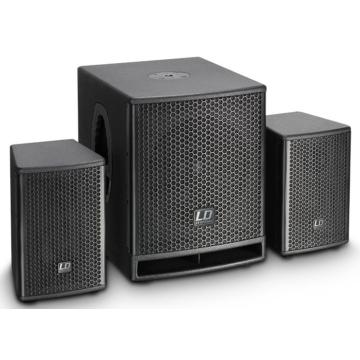 LD Systems - DAVE10G3 aktív PA rendszer 350W/700W