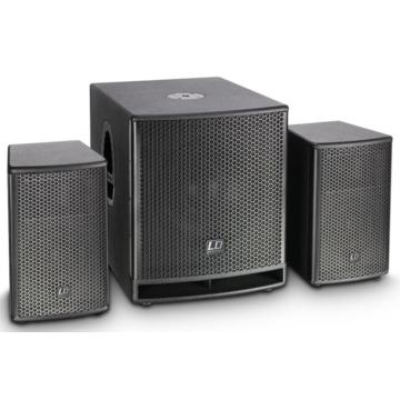 LD Systems - DAVE12G3 aktív PA rendszer 540W/1080W