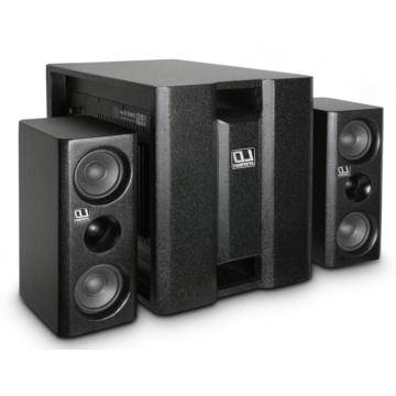 LD Systems - DAVE8XS aktív multimédia rendszer 350W fekete