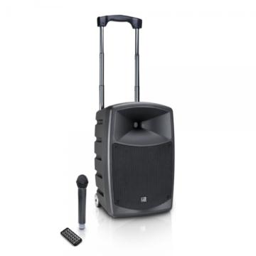 LD Systems - Road Buddy 10 B5 aktív akkumulátoros Bluetooth hangrendszer