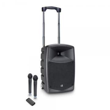 LD Systems - Road Buddy 10 HHD2 B6 aktív akkumulátoros Bluetooth hangrendszer