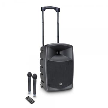LD Systems - Road Buddy 10 HHD2 aktív akkumulátoros Bluetooth hangrendszer