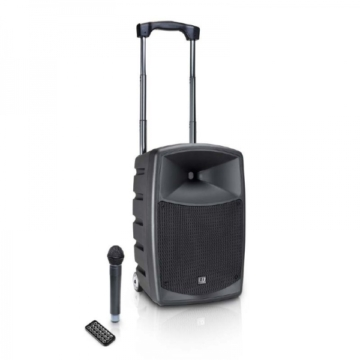 LD Systems - Road Buddy 10 aktív akkumulátoros Bluetooth hangrendszer