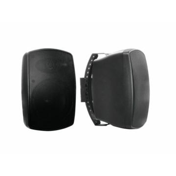 OMNITRONIC - OD-4T Wall Speaker 100V black 2x