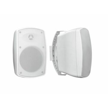 OMNITRONIC - OD-4T Wall Speaker 100V white 2x