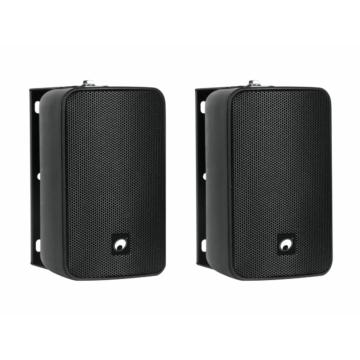 OMNITRONIC - ODP-204T Installation Speaker 100V black 2x