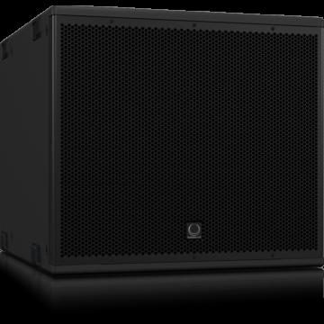 Turbosound - NuQ115B-AN Aktív mélysugárzó fekete