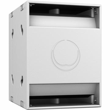 Turbosound - NuQ118B-AN-WH Aktív mélysugárzó fehér