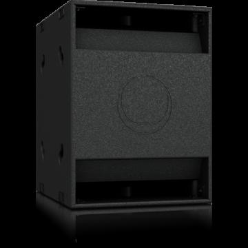 Turbosound - NuQ118B-AN Aktív mélysugárzó fekete