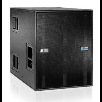 dB Technologies - DVA S1518N, szemből