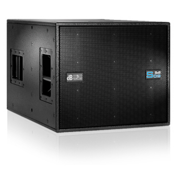 dB Technologies - DVA S09 DP