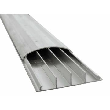 EUROLITE - Floor Cable Channel 75mm silver 2m