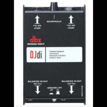 DBX - DJdi 2 di-box fedlap