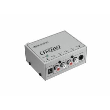 OMNITRONIC - LH-040 Phono Preamplifier