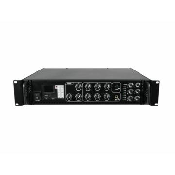 OMNITRONIC - MPVZ-250.6P PA Mixing Amp
