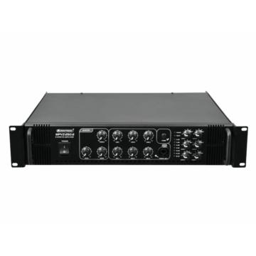 OMNITRONIC - MPVZ-250.6 PA Mixing Amplifier