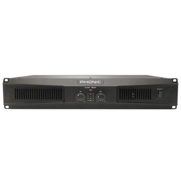 Phonic - iAMP1620 VI Digital amplifier 2x530W/4Ohm