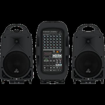 Behringer - Europort  PPA2000 BT hordozható pa system