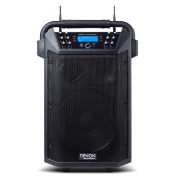 Denon Pro - Audio Commander