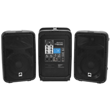 OMNITRONIC - COMBO 160BT Active PA System