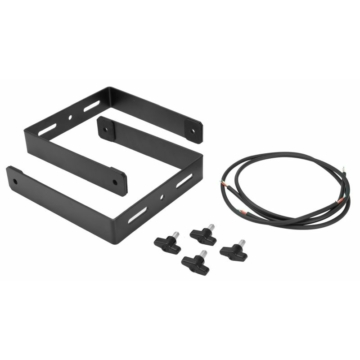OMNITRONIC - MOLLY-6 Extension Bracket black 2x