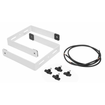 OMNITRONIC - MOLLY-6 Extension Bracket white 2x