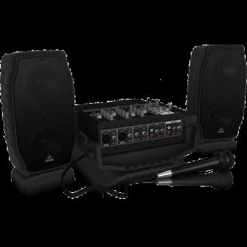 Behringer - Europort  PPA200 hordozható pa system