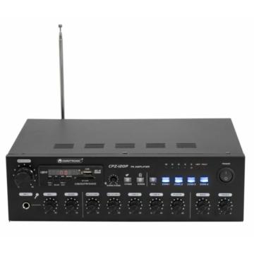 OMNITRONIC - CPZ-120P PA Mixing Amplifier