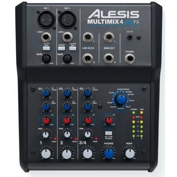 Alesis - MULTIMIX 4 USB FX