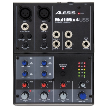 Alesis - Multimix 4USB