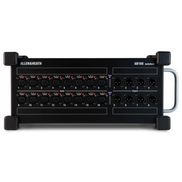 Allen & Heath - AB1608 audio rack GLD és QU keverőkhöz, szemből