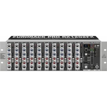 Behringer - Rx1202Fx Eurorack Pro Mic/Line analóg keverő