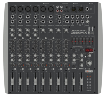 Hill Audio - LMD-1602FX-C USB