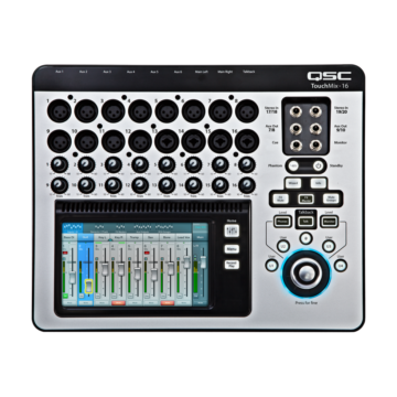 QSC - TouchMix-16