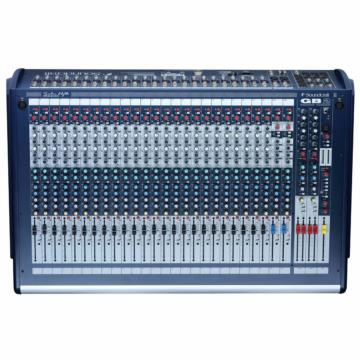 Soundcraft - GB2 32 csatornás analóg keverőpult
