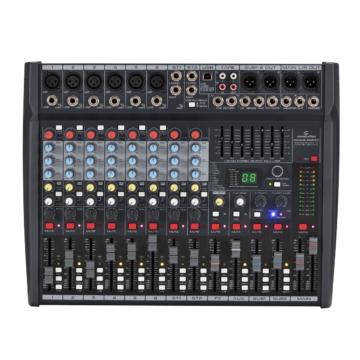 Soundsation - ALCHEMIX 602 UFX 10 csatornás USB-s keverő