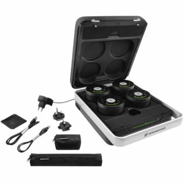 Sennheiser - TeamConnect Wireless Vezeték nélküli audió konferencia szett