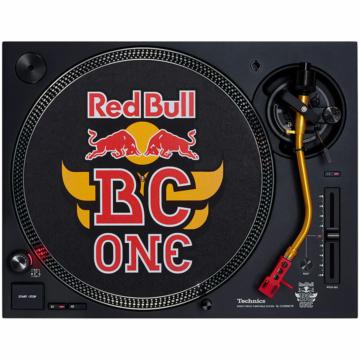 Technics - SL-1210MK7R Red Bull BC One Limited Edition