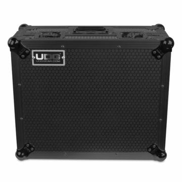 UDG - U91030BL2 Ultimate Flight Case Multi Format Turntable Black MK2
