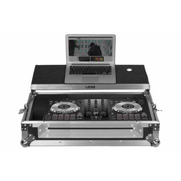 UDG - U92017SL Ultimate Flight Case Silver Plus