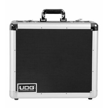 UDG - U93016SL Ultimate Pick Foam Flight Case Multi Format Turntable Silver